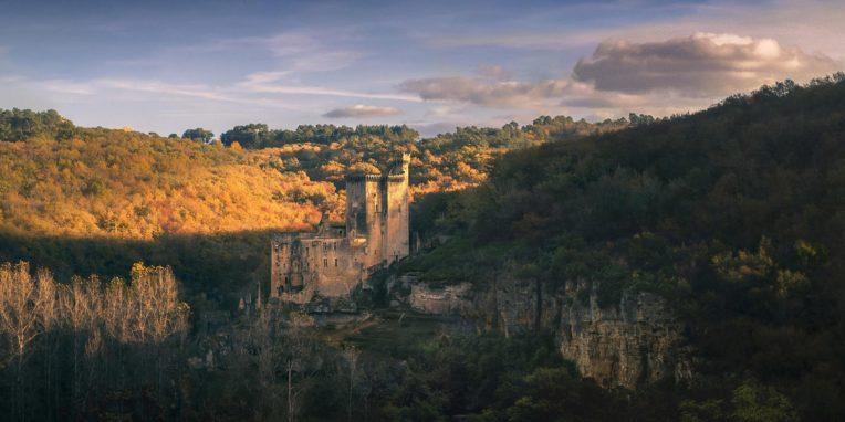 L'histoire d'un château unique en Dordogne