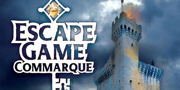 Nocturnes et Escape Game historique au Château de Commarque