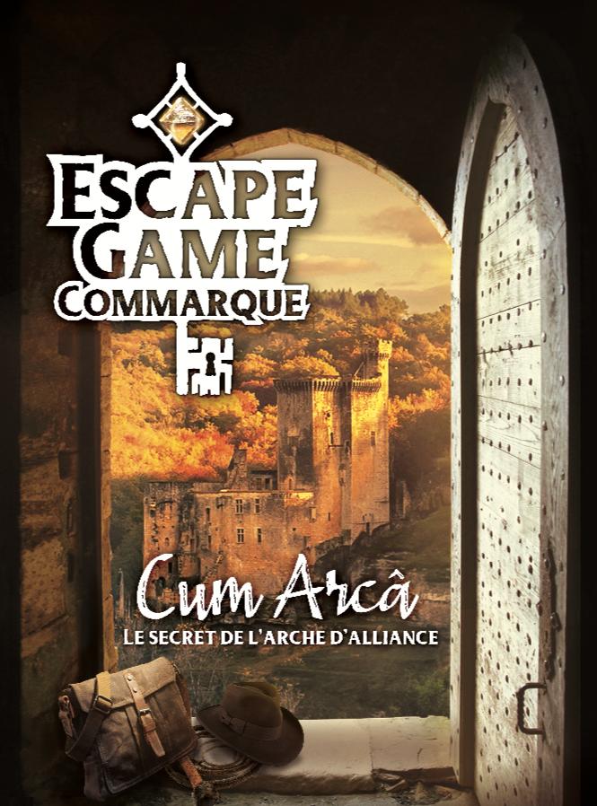 Escape Game, Nocturnes et Descente en rappel chateau dordogne