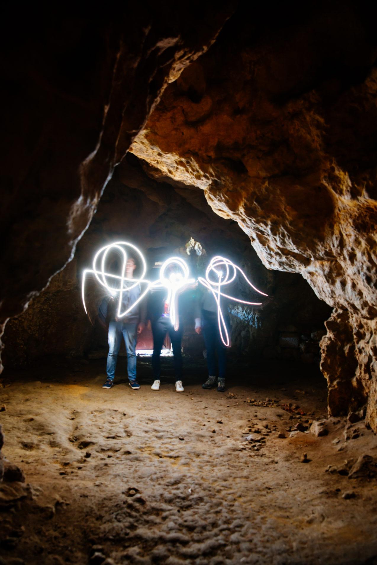 Visite privée de la grotte préhistorique de Commarque
